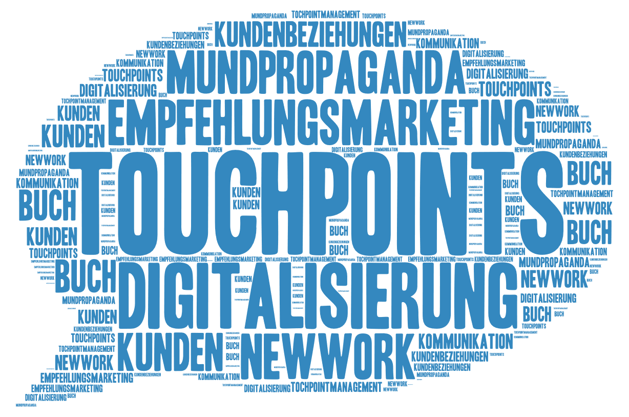 Cloud Touchpoint Management