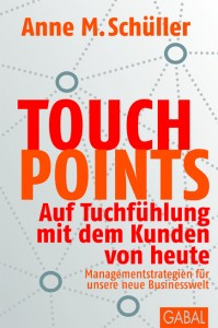 Buchcover Touchpoints