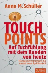 Der Bestseller Touchpoints in 3. Auflage