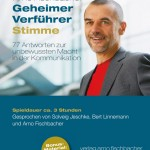 Geheimer Verführer Stimme_Hörbuchcover