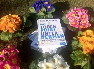 Buchcover Touchpoint Unternehmen