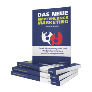 Buchcover Das neue Empfehlungsmarketing