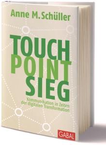 Buchcover Touch.Point.Sieg.