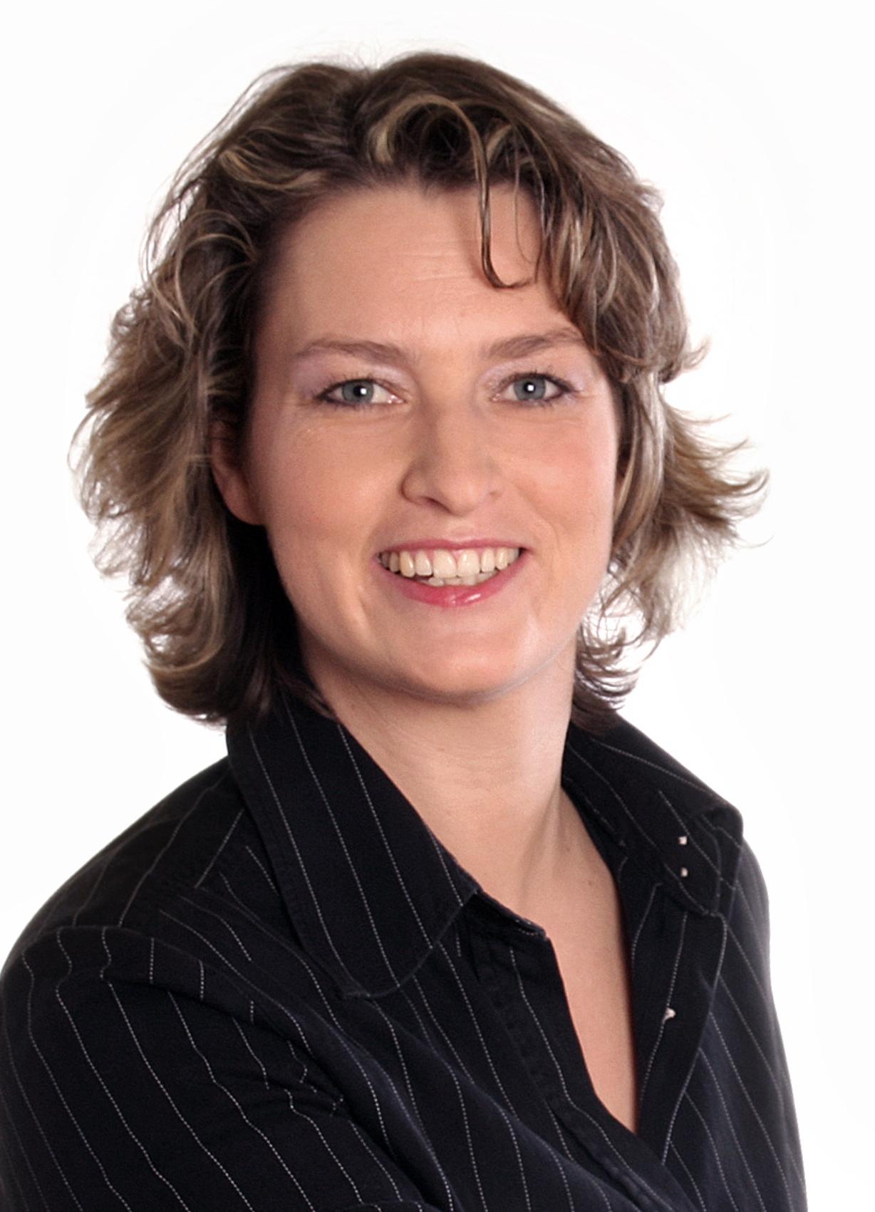 Magda Bleckmann Portrait