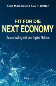 Buchcover Next Economy