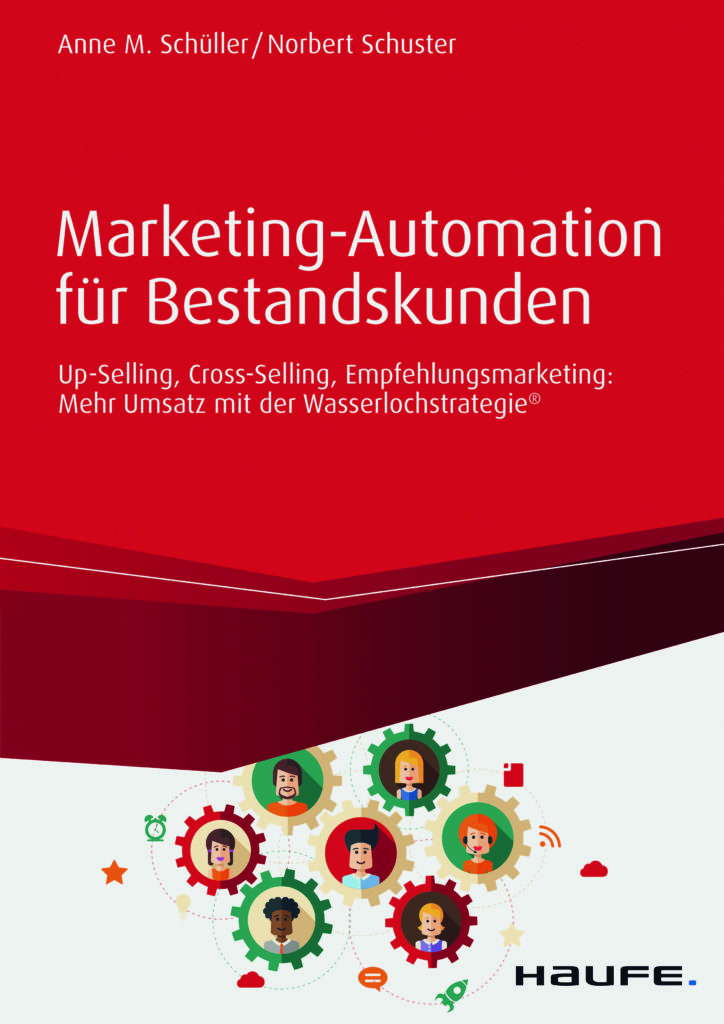 Buchcover Marketing-Automation
