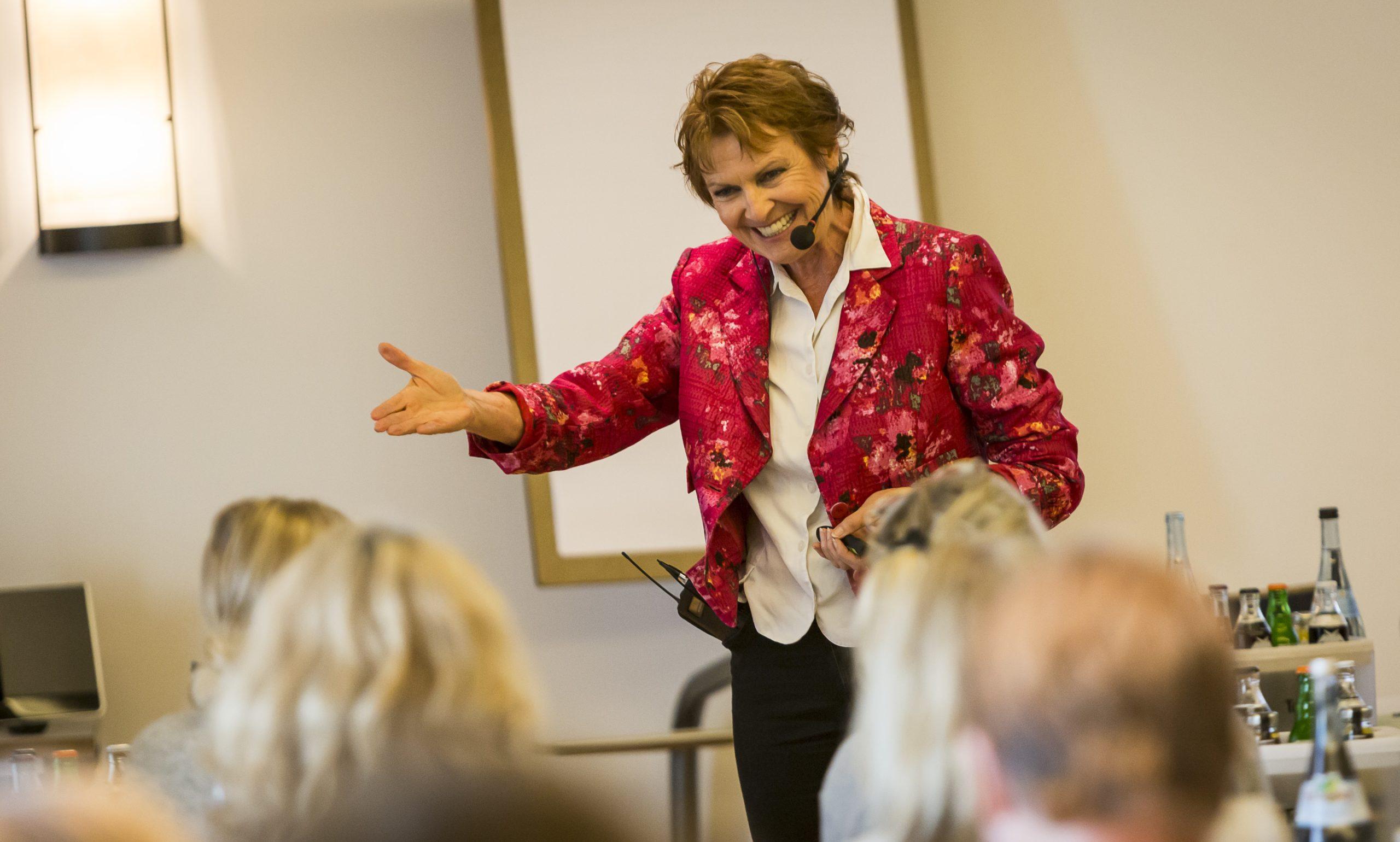 Keynote-Speakerin Anne M. Schüller