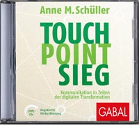 Hörbuchcover Touch.Point.Sieg