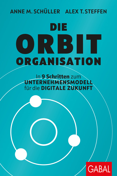 die Orbit-Organisation: Finalist beim International Book Award 2019