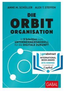 ie Orbit-Organisation: Finalist beim International Book Award 2019